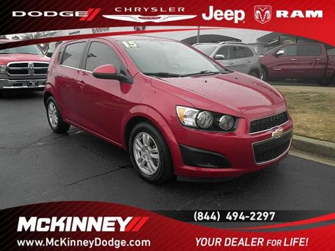 2015 Chevrolet Sonic for sale in Easley, SC
