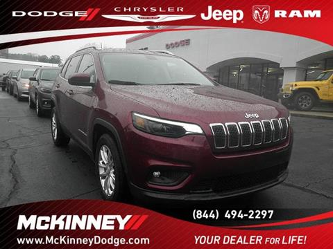 2019 Jeep Cherokee for sale in Easley, SC