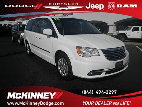 2015 Chrysler Town and Country for sale in Easley, SC