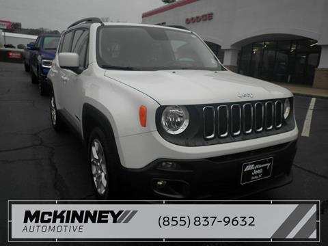 2015 Jeep Renegade for sale in Easley, SC
