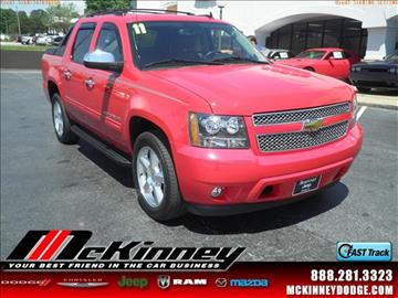 2011 Chevrolet Avalanche for sale in Easley, SC