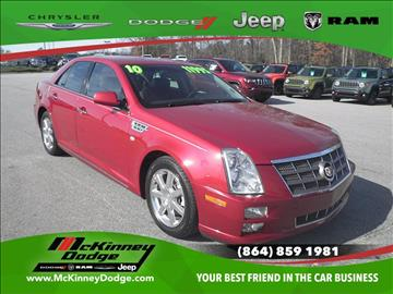 2010 Cadillac STS for sale in Easley, SC