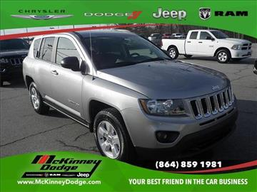 2017 Jeep Compass for sale in Easley, SC