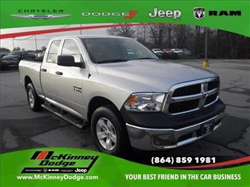 2017 RAM Ram Pickup 1500 for sale in Easley, SC
