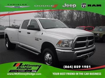 2017 RAM Ram Pickup 3500 for sale in Easley, SC
