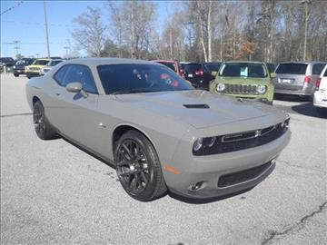 2017 Dodge Challenger for sale in Easley, SC