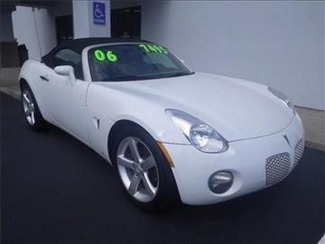 2006 Pontiac Solstice for sale in Easley, SC