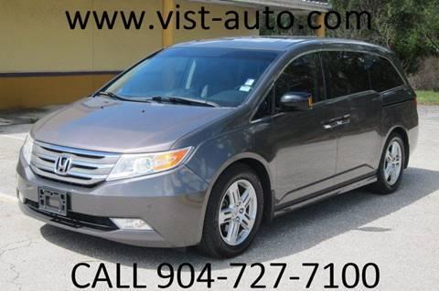 2011 Honda Odyssey for sale in Jacksonville, FL