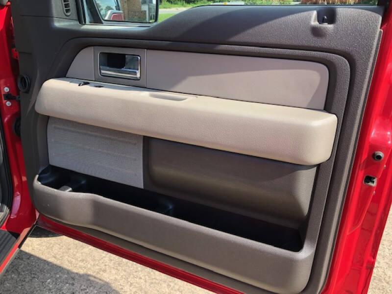 2010 Ford F-150 4x2 XL 2dr Regular Cab Styleside 6.5 ft. SB - Jacksonville FL