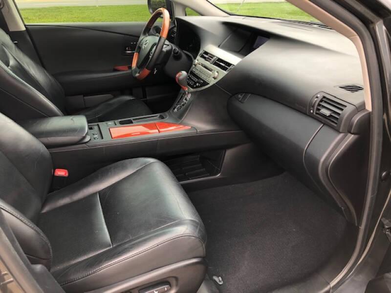 2010 Lexus RX 350 4dr SUV - Jacksonville FL
