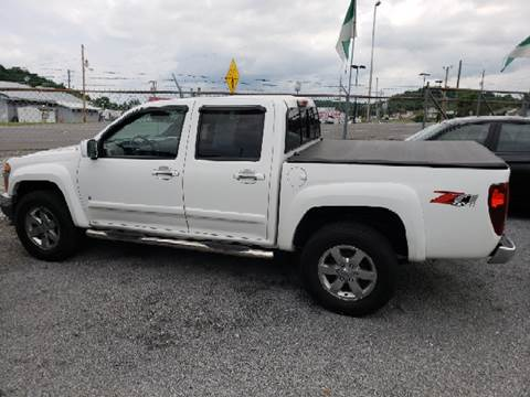 2009 Chevrolet Colorado for sale at Green Tree Motors in Elizabethton TN