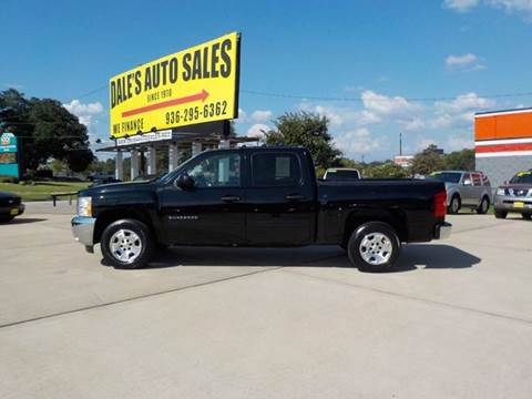 Dales Auto Sales >> Used Cars Huntsville Used Pickups For Sale Huntsville Tx New Waverly