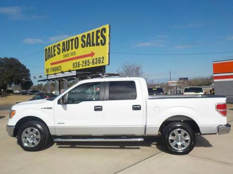 2012 Ford F-150 for sale in Huntsville, TX