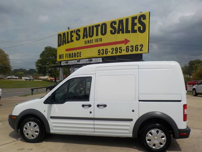 2013 Ford Transit Connect Cargo Van Xl In Huntsville Tx Dales