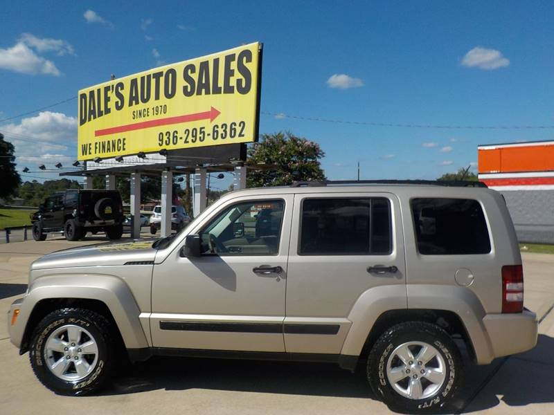 Elegant 2011 Jeep Liberty For Sale At Dales Auto Sales In Huntsville TX