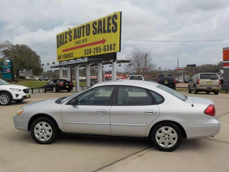Dales Auto Sales - Used Cars - Huntsville TX Dealer