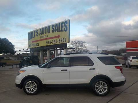 2015 Ford Explorer For Sale >> 2015 Ford Explorer For Sale In Huntsville Tx