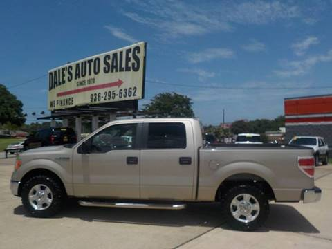 2009 Ford F-150 for sale in Huntsville, TX