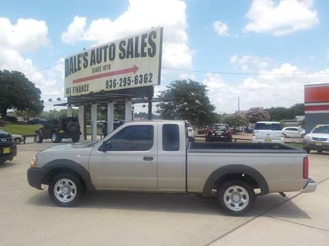 2004 Nissan Frontier for sale in Huntsville, TX