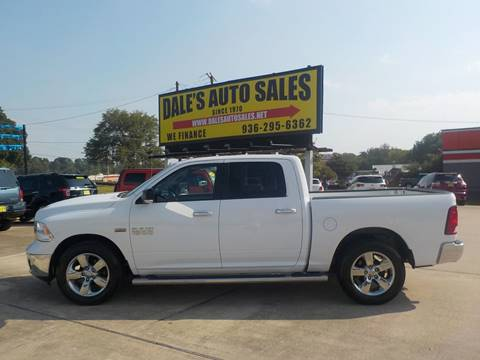 2015 RAM Ram Pickup 1500 for sale in Huntsville, TX