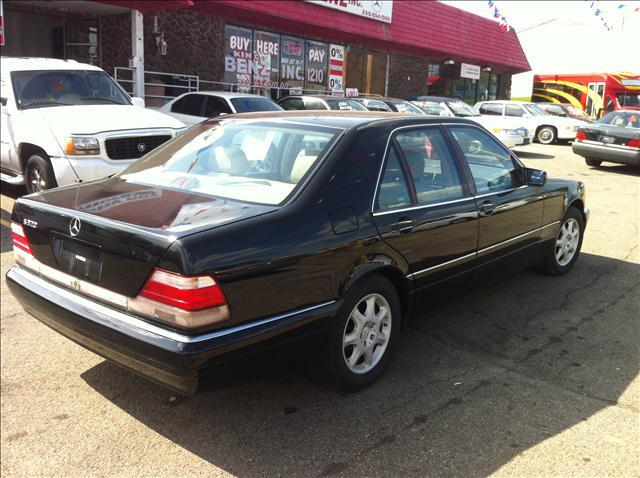 1997 Mercedes Benz S Class S320 In Akron Oh Kb Auto Mall Llc