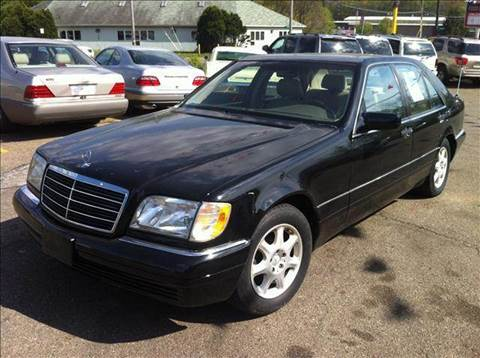 Used mercedes benz s class for sale in akron oh for Mercedes benz akron ohio