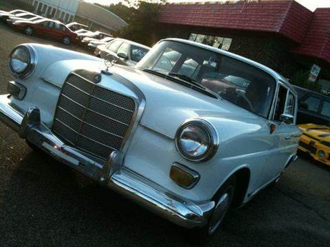 1965 Mercedes-Benz 190-Class for sale at KB Auto Mall LLC in Akron OH