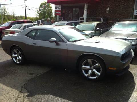 2012 Dodge Challenger for sale at KB Auto Mall LLC in Akron OH