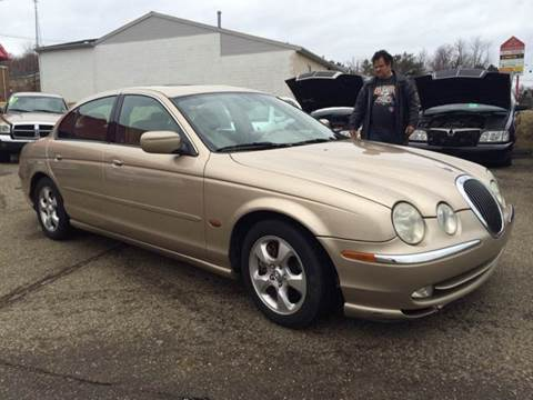 2000 Jaguar S-Type for sale at KB Auto Mall LLC in Akron OH