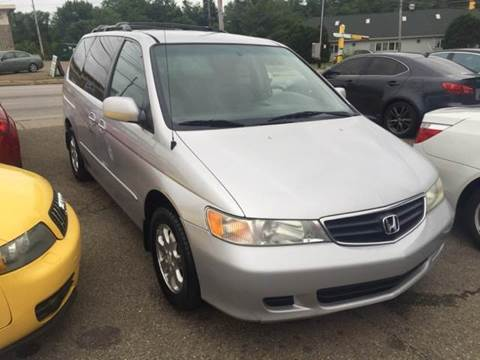 2003 Honda Odyssey for sale at KB Auto Mall LLC in Akron OH