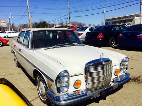 1970 Mercedes-Benz 280-Class for sale at KB Auto Mall LLC in Akron OH