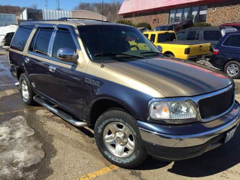 1999 Ford Expedition for sale at KB Auto Mall LLC in Akron OH