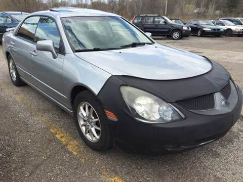 2004 Mitsubishi Diamante for sale at KB Auto Mall LLC in Akron OH