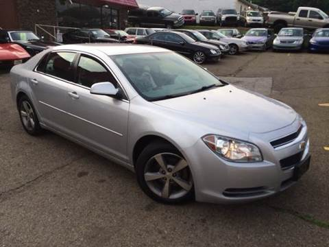 2011 Chevrolet Malibu for sale at KB Auto Mall LLC in Akron OH