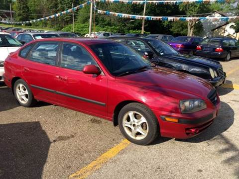 2004 Hyundai Elantra for sale at KB Auto Mall LLC in Akron OH