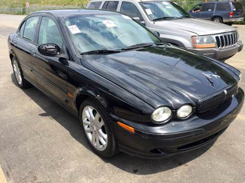 2002 Jaguar X-Type for sale in Akron, OH