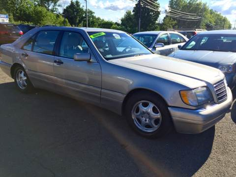 1998 Mercedes-Benz S-Class for sale at KB Auto Mall LLC in Akron OH