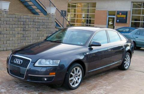 2005 Audi A6 for sale at KB Auto Mall LLC in Akron OH