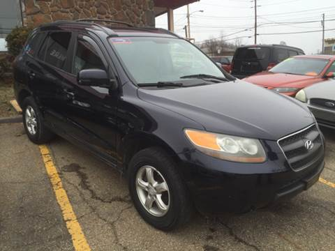 2007 Hyundai Santa Fe for sale in Akron, OH