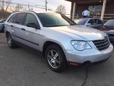 2007 Chrysler Pacifica for sale at KB Auto Mall LLC in Akron OH