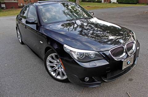 2010 BMW 5 Series for sale at KB Auto Mall LLC in Akron OH