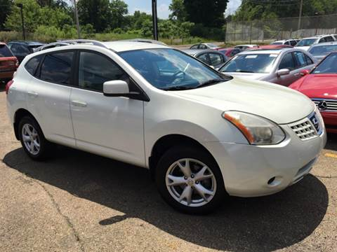 2008 Nissan Rogue for sale at KB Auto Mall LLC in Akron OH