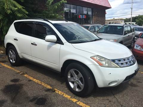 2003 Nissan Murano for sale in Akron, OH