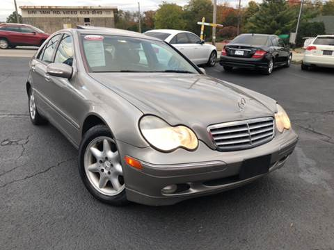 2004 Mercedes-Benz C-Class for sale at KB Auto Mall LLC in Akron OH