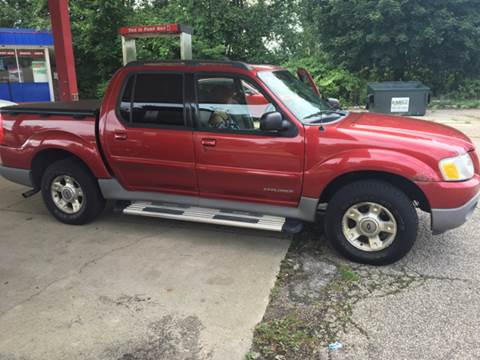 2001 Ford Explorer Sport Trac for sale at KB Auto Mall LLC in Akron OH