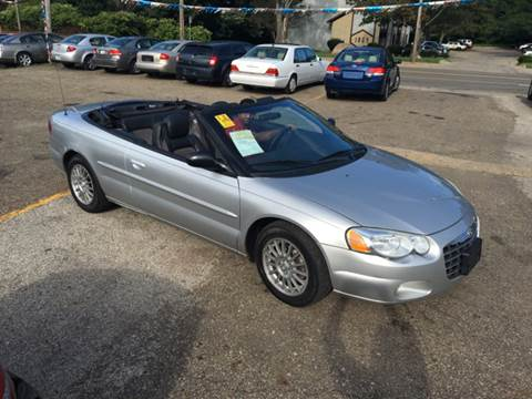 2004 Chrysler Sebring for sale at KB Auto Mall LLC in Akron OH