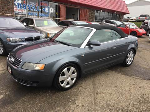 Used 2006 Audi A4 For Sale In Jackson Tn Carsforsale