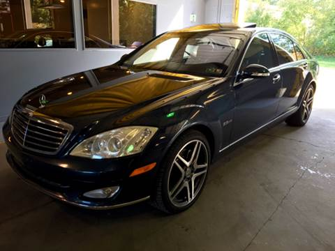 Used mercedes benz s class for sale in akron oh for Used mercedes benz for sale in ohio
