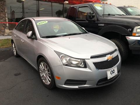 2011 Chevrolet Cruze for sale at KB Auto Mall LLC in Akron OH