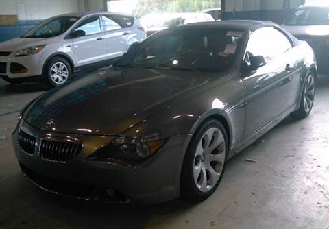 2005 BMW 6 Series for sale at KB Auto Mall LLC in Akron OH